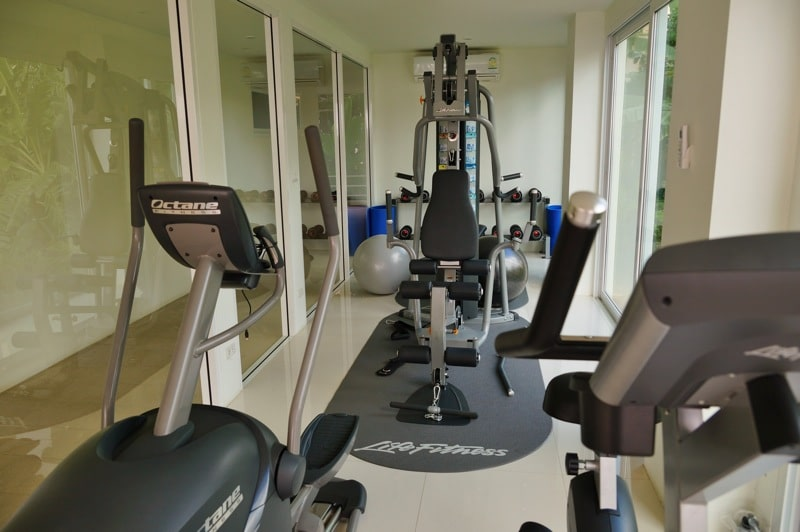 Kata Royal Fitness ,Kata royal complex, Kata Royal Phuket